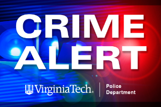 Crime alert: Report of an armed robbery