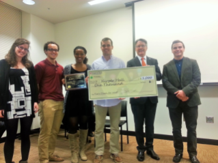'Turn Down 4 Watt' competition recognizes energy reduction in residence halls