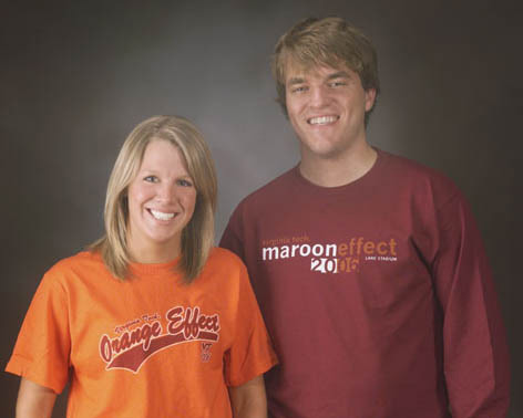 2006 Hokie Effect t-shirts