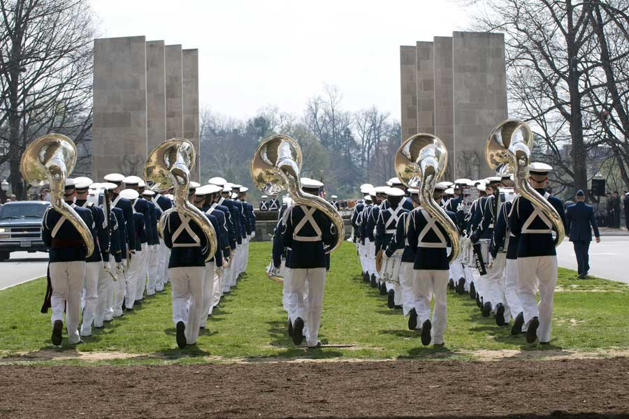 Virginia Tech Corps of Cadets Highty-Tighties