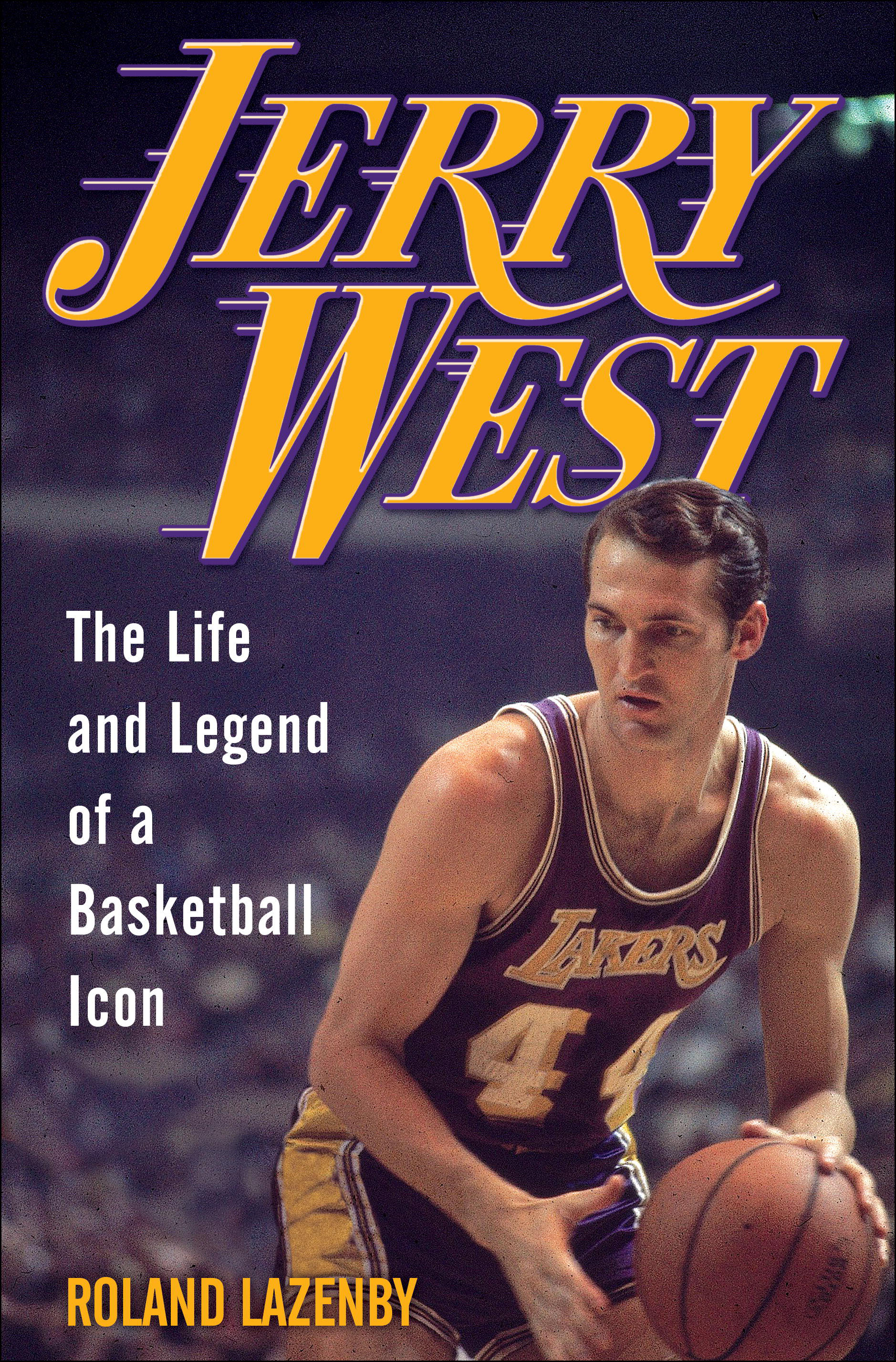 Roland Lazenby publishes acclaimed biography on Jerry West