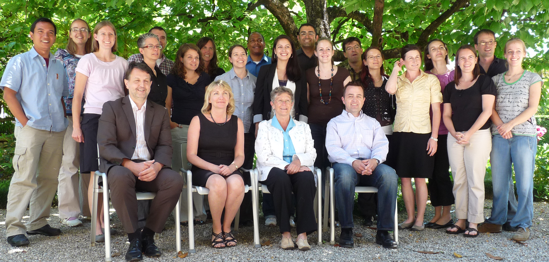 Global Perspectives group gathers in Switzerland