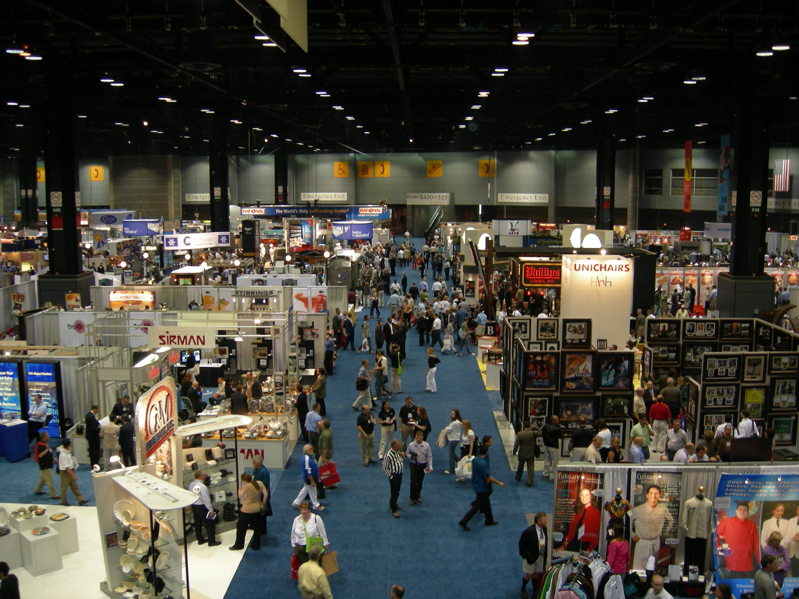 The National Restaurant Show in Chicago