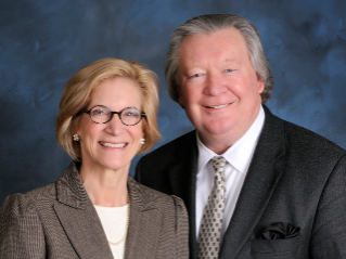 Sharon Ramey (left) and Craig Ramey