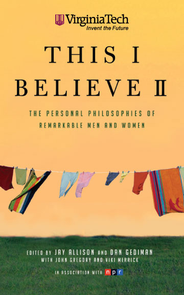 """This I Believe II"" cover"