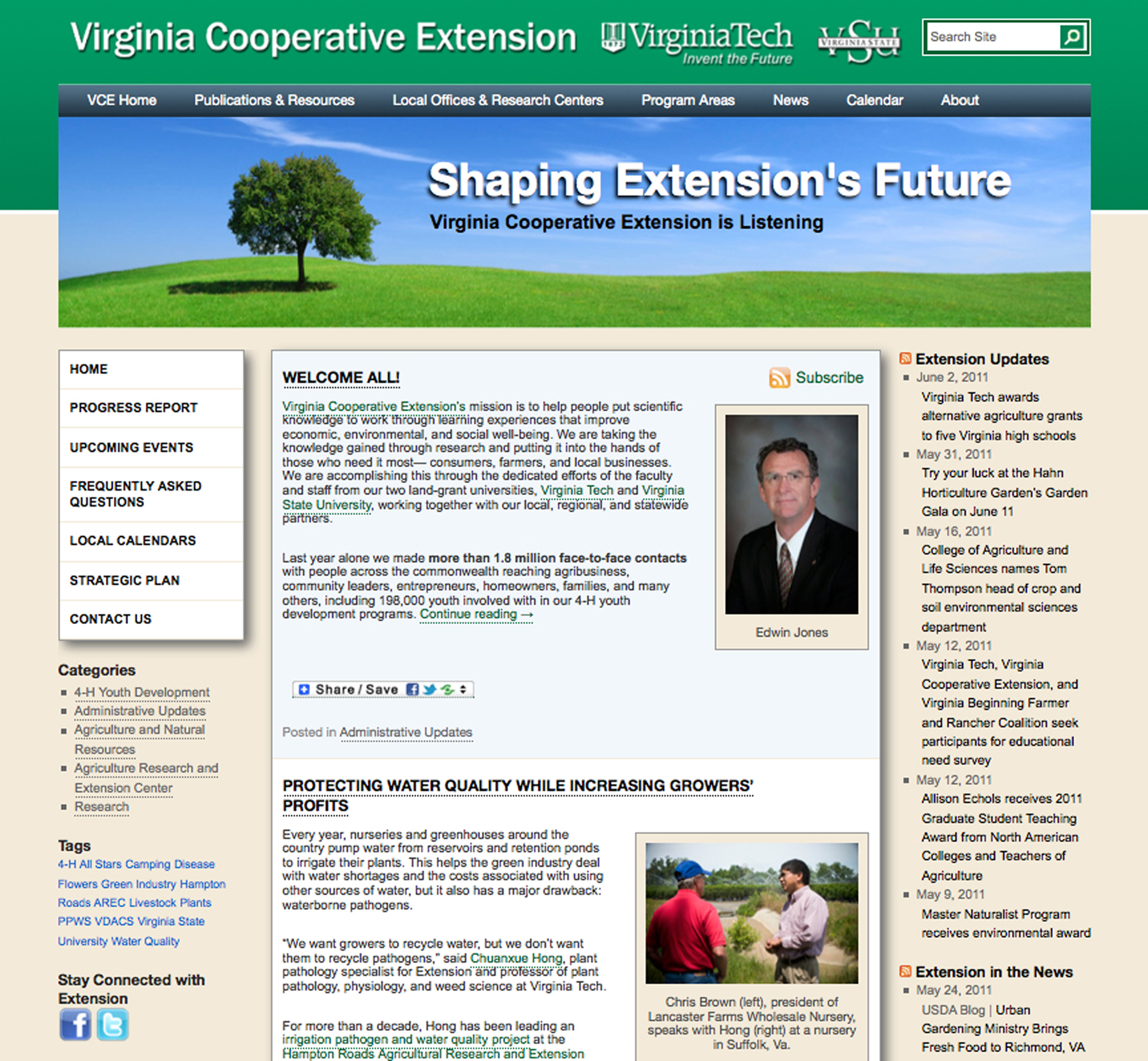 Shaping Extension's Future