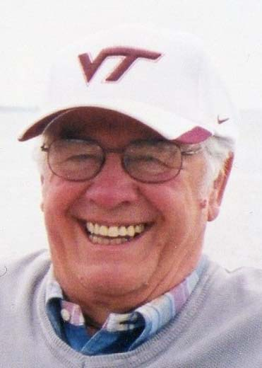 "Photograph of Virginia Tech Alumnus Arnys Clifton ""Cliff"" Lilly Jr."