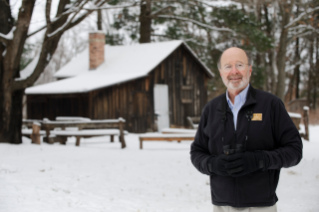 Stan Temple, a Senior Fellow with the Aldo Leopold Foundation, will introduce the film and conduct a question-and-answer session. (Image courtesy of Jeff Miller, UW-Madison University Communications)