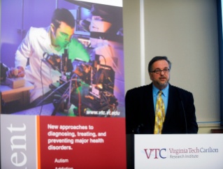 In announcing the National Quit & Recovery Registry, Warren Bickel, director of the Advanced Recovery Research Center of the Virginia Tech Carilion Research Institute, promised to change history, by developing the country's first systematic and enduring study of addiction recovery.