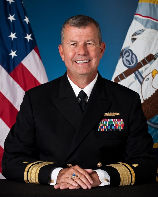 Rear Adm. Alton L. Stocks