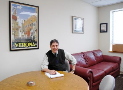 Richard J. Ferraro is assistance vice president for student affairs and a partner in Healthy Paths.