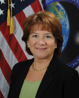 "Letitia ""Tish"" Long, who received a degree in electrical engineering from Virginia Tech in 1982, leads the National Geospatial-Intelligence Agency in Springfield, Va."
