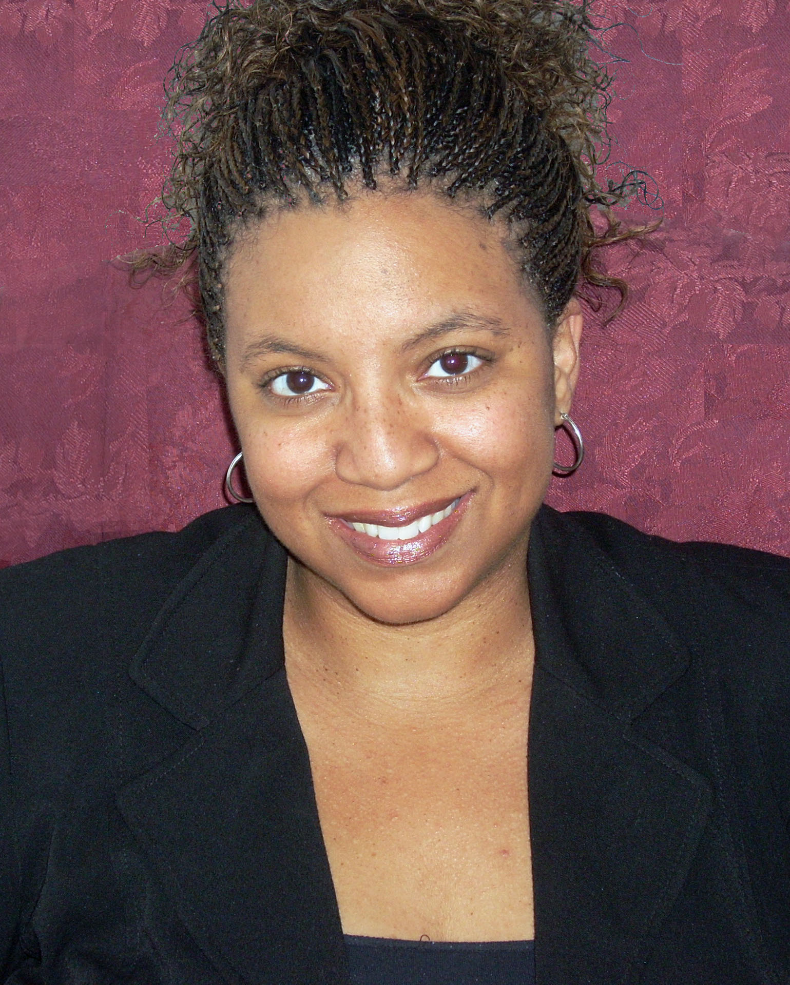 headshot of Kimberly Andrews