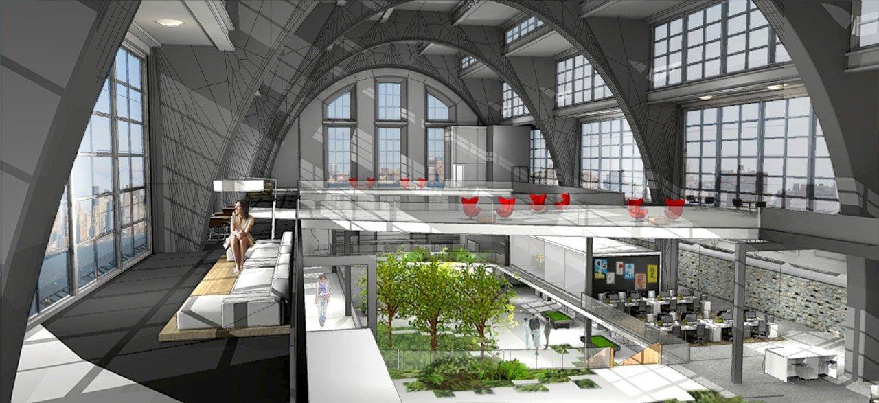 Two Students In College Of Architecture And Urban Studies Take Top Honors In Design Competition