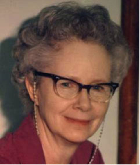photo of Mary Ross