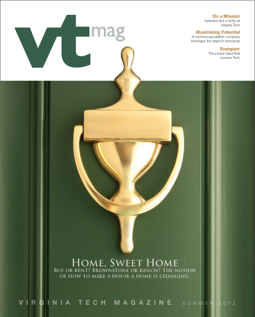 The summer 2012 edition of Virginia Tech Magazine.