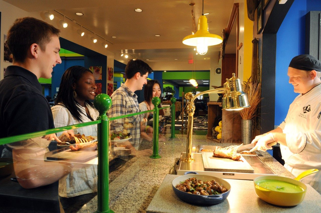 Dining Services Makes Strides Toward Sustainability