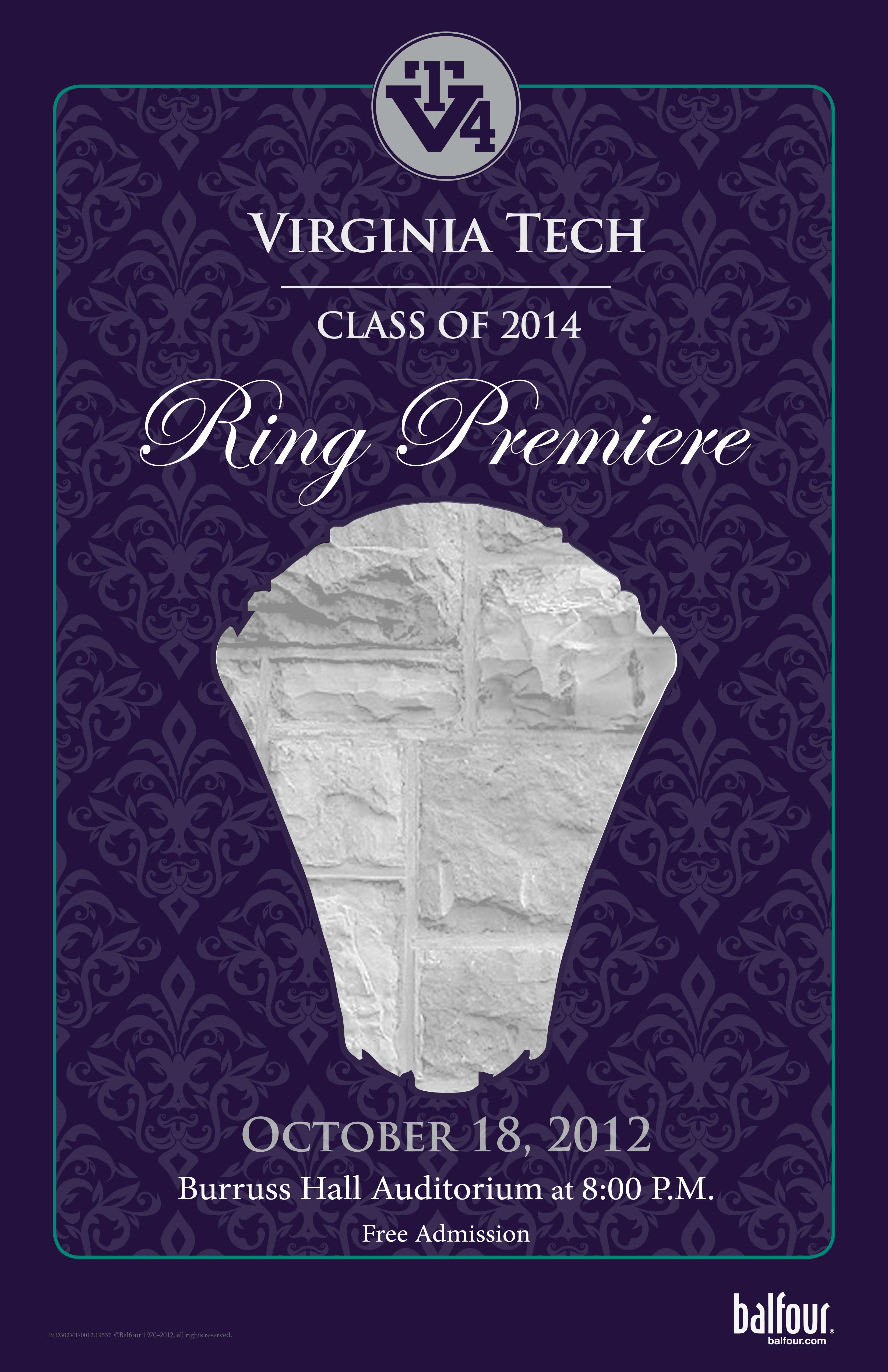 Class Ring Premiere