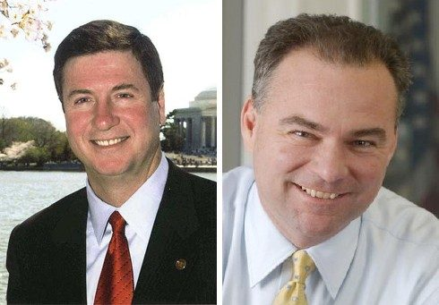"George F. Allen and Timothy M. ""Tim"" Kaine"