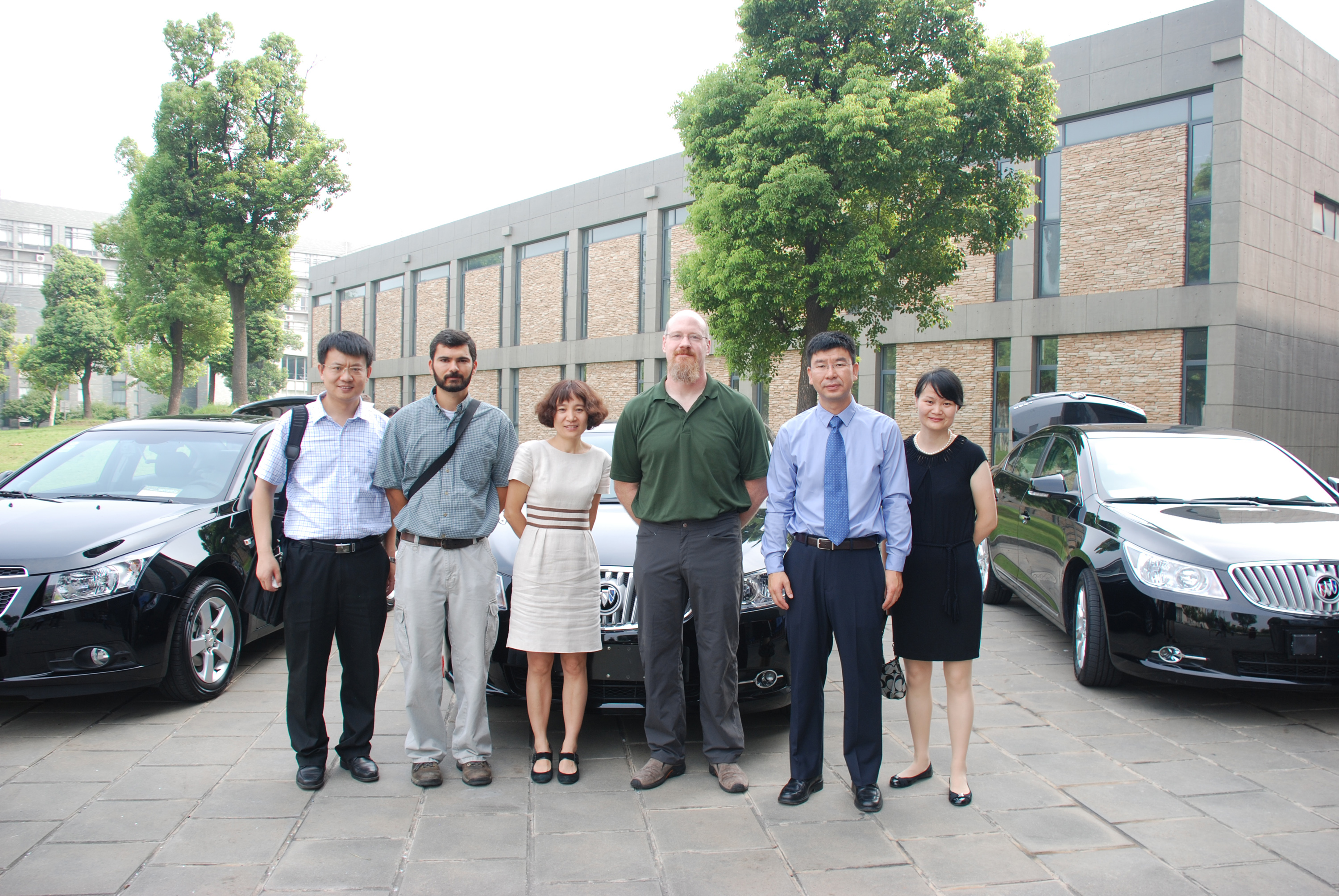 research group in China