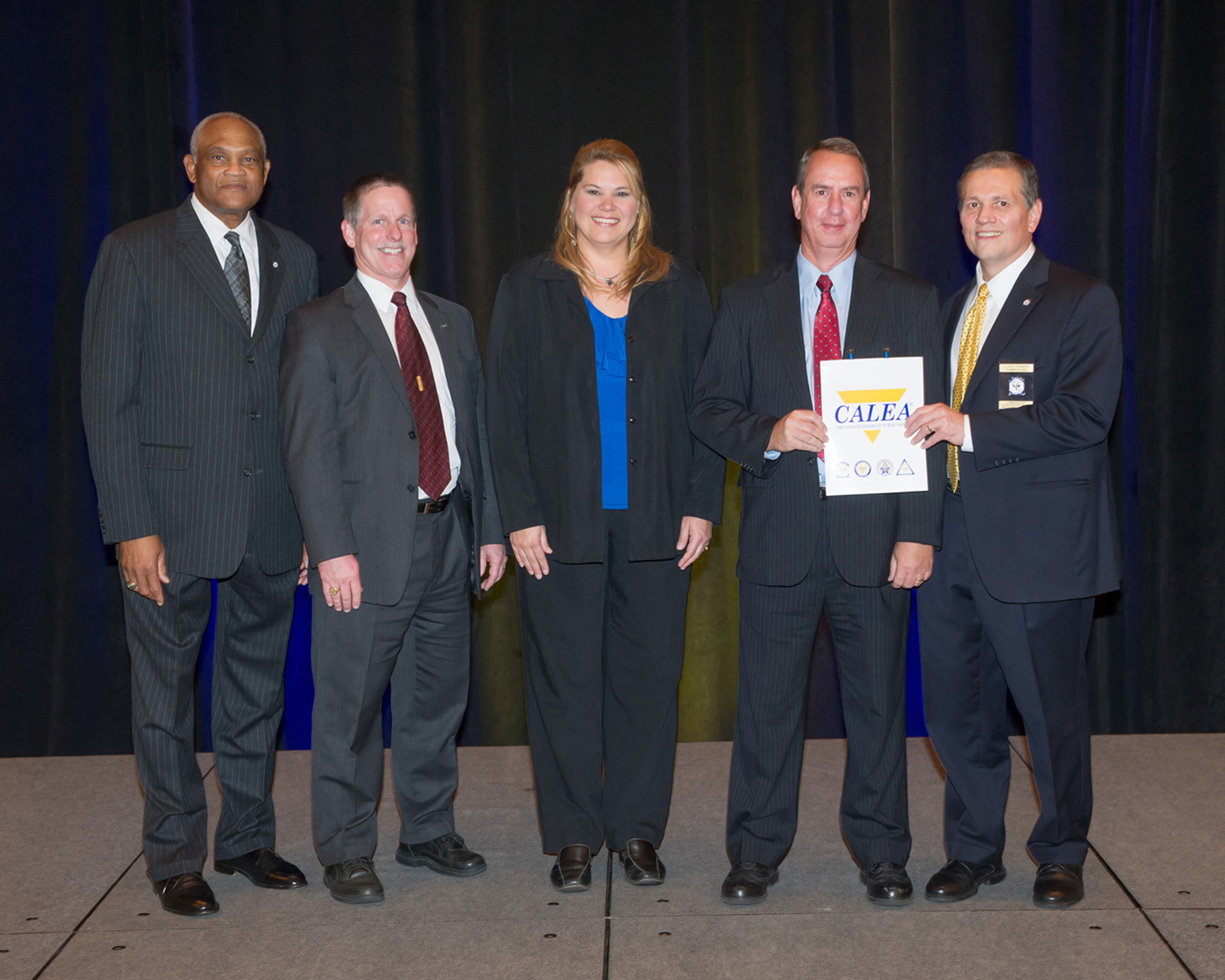 Virginia Tech's Police Department receives fifth CALEA re-accreditation