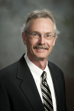 J.P. Morgan, the new assistant dean for graduate studies and strategic initiatives in the College of Science