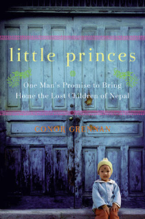 'Little Princes' selected as university's 2013-14 Common Book
