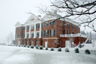 The Sigma Phi Epsilon house opened after winter break.