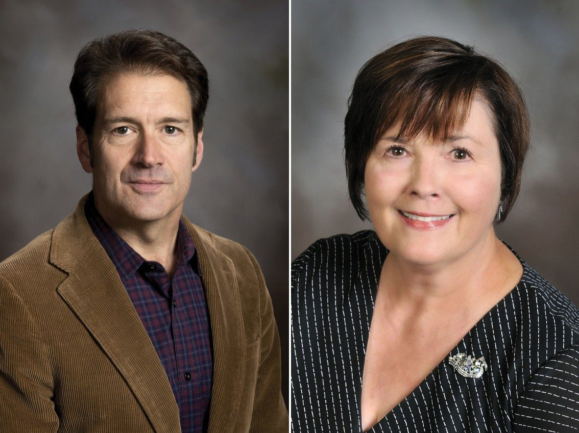 Andrew Becker and Elaine Matuszek
