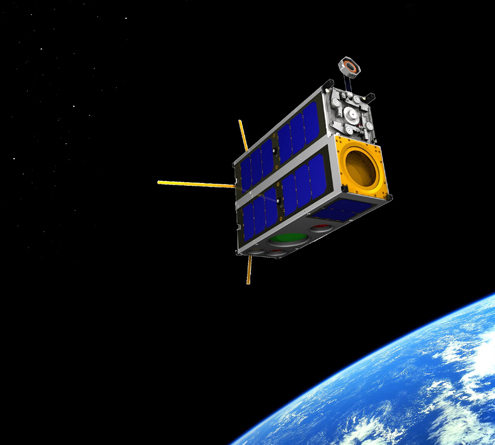 The Virginia Tech instruments placed on this nano-satellite will allow the researchers to understand how waves generated by weather systems in the lower atmosphere propagate and deliver energy and momentum into the mesosphere, lower thermosphere, and ionosphere.