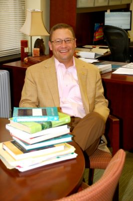 Frank Shushok Jr. is an innovative leader in the field of student affairs.