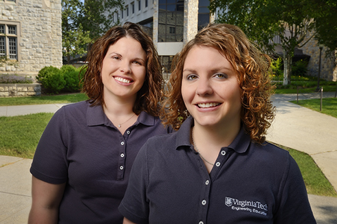 Marlena Mcglothlin-Lester and Natasha Smith have made significant contributions to their department's advising process.