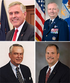 Veterans Conference Speakers