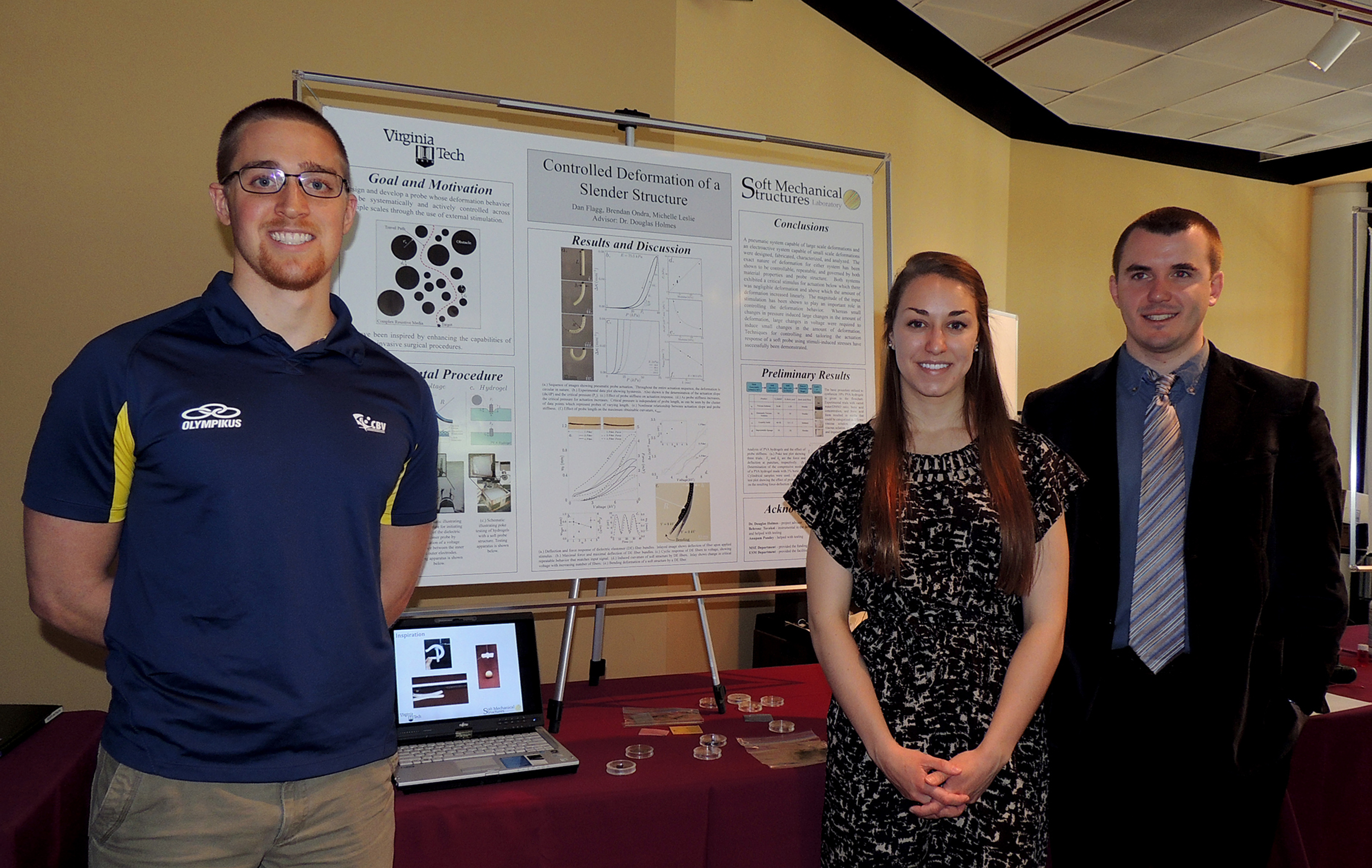 ASM International's 2013 Undergraduate Design Competition winners