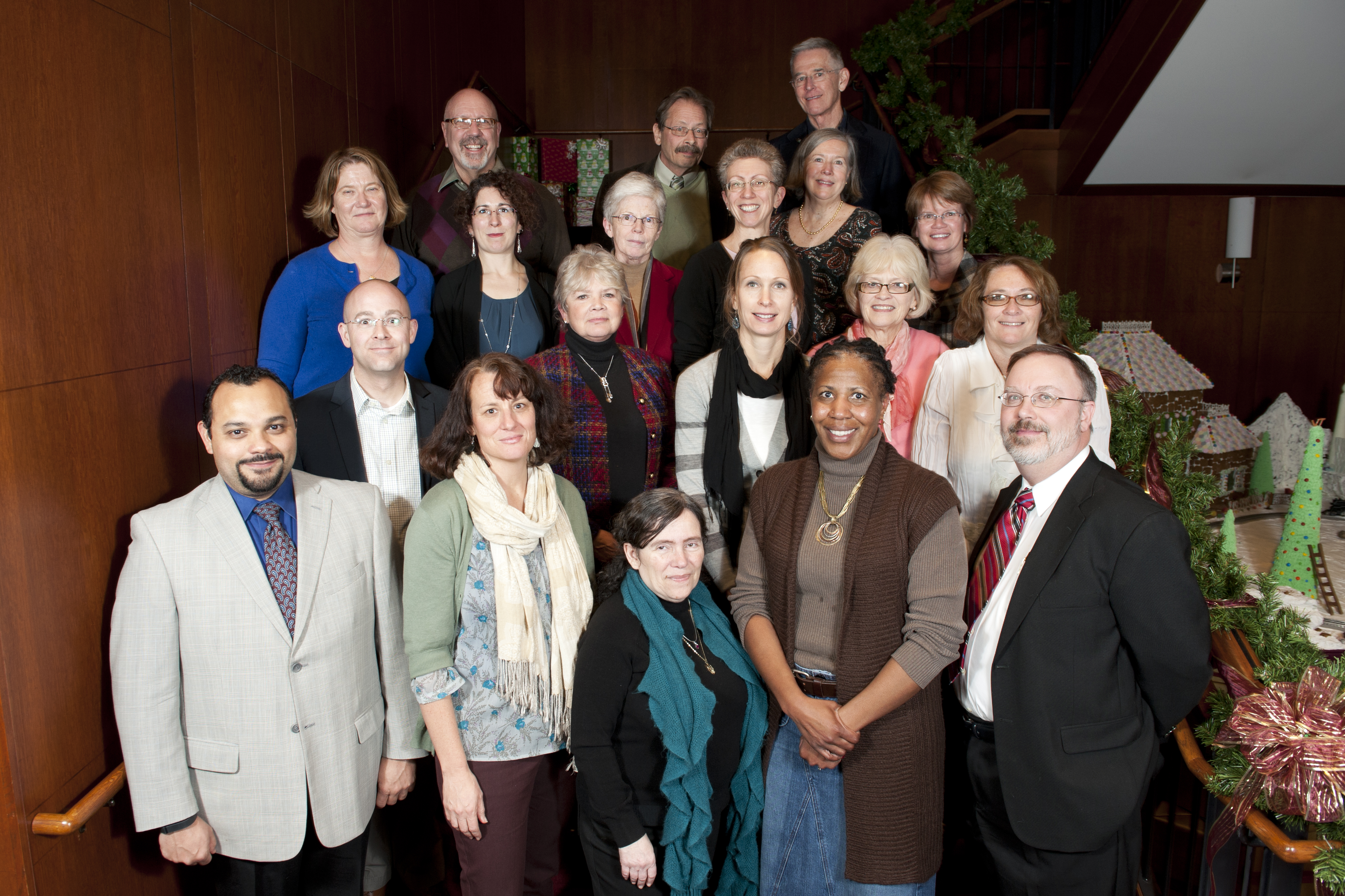 First-Year Writing Program wins 2013 University Exemplary Department or Program Award