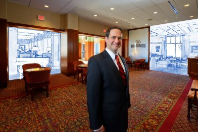 Vince Magnini, associate professor of hospitality and tourism management