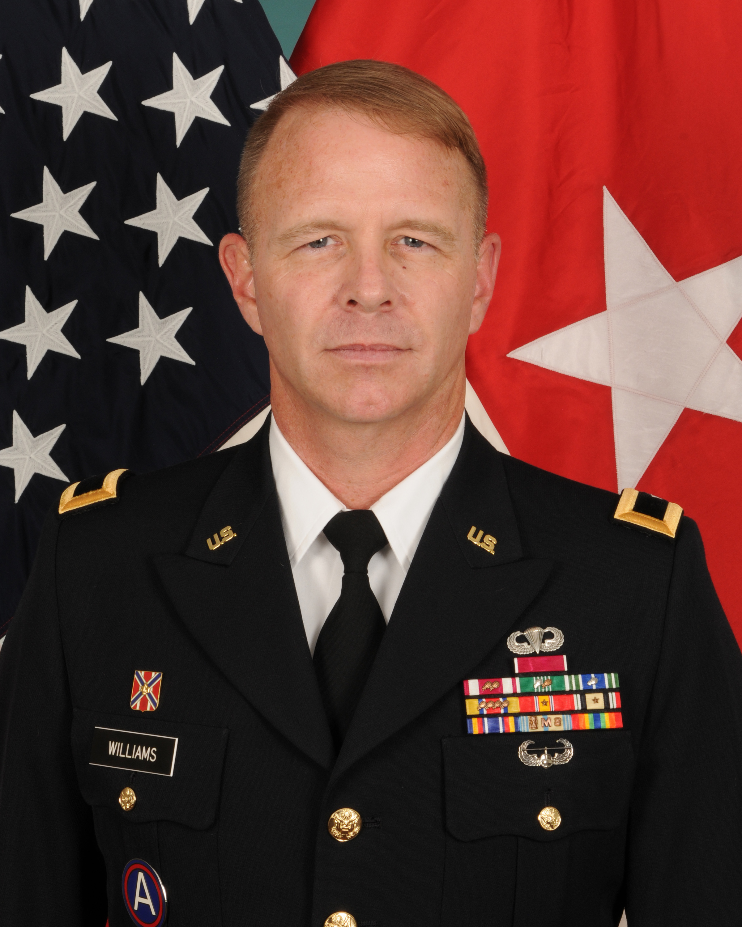 Brig. Gen. Timothy P. Williams