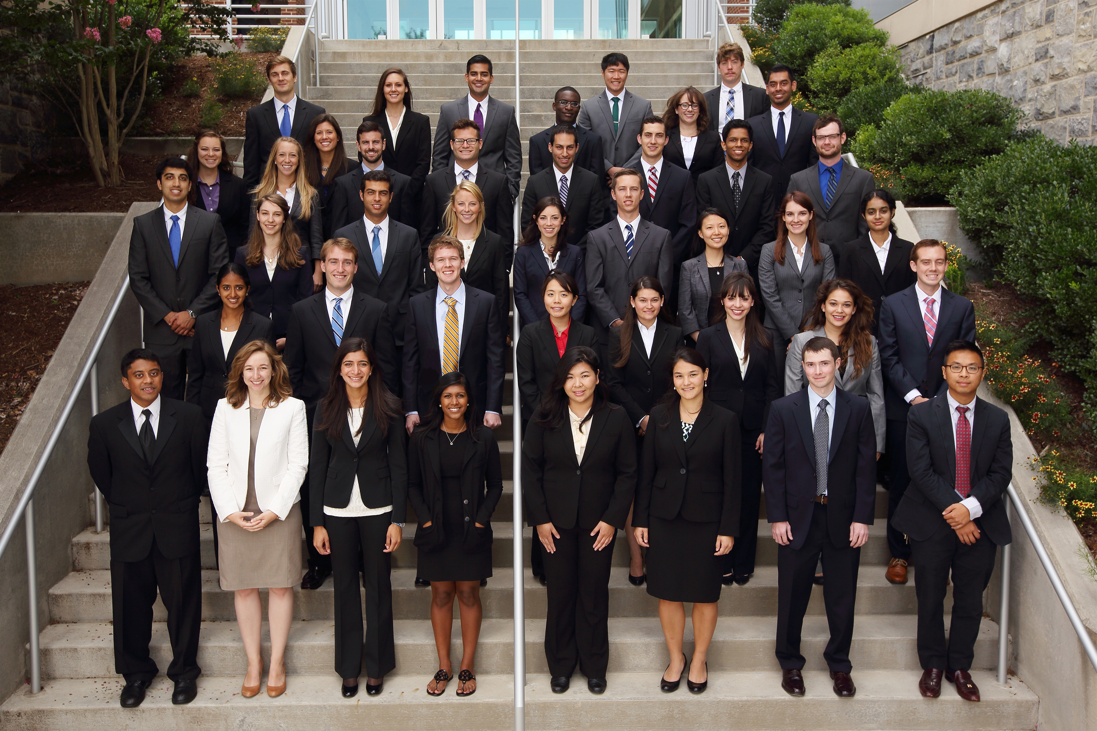The Virginia Tech Carilion School of Medicine Class of 2018