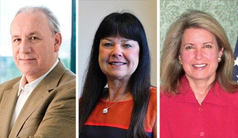 Rodney Joffe, Sherri Ramsay, and Gwyn Whittaker have been named to the advisory board of the Ted and Karyn Hume Center for National Security and Technology.