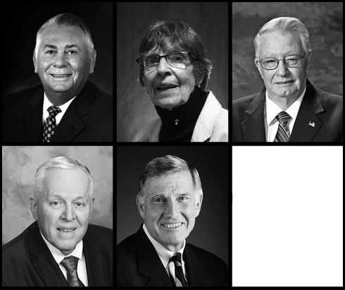2014 Livestock Hall of Fame inductees
