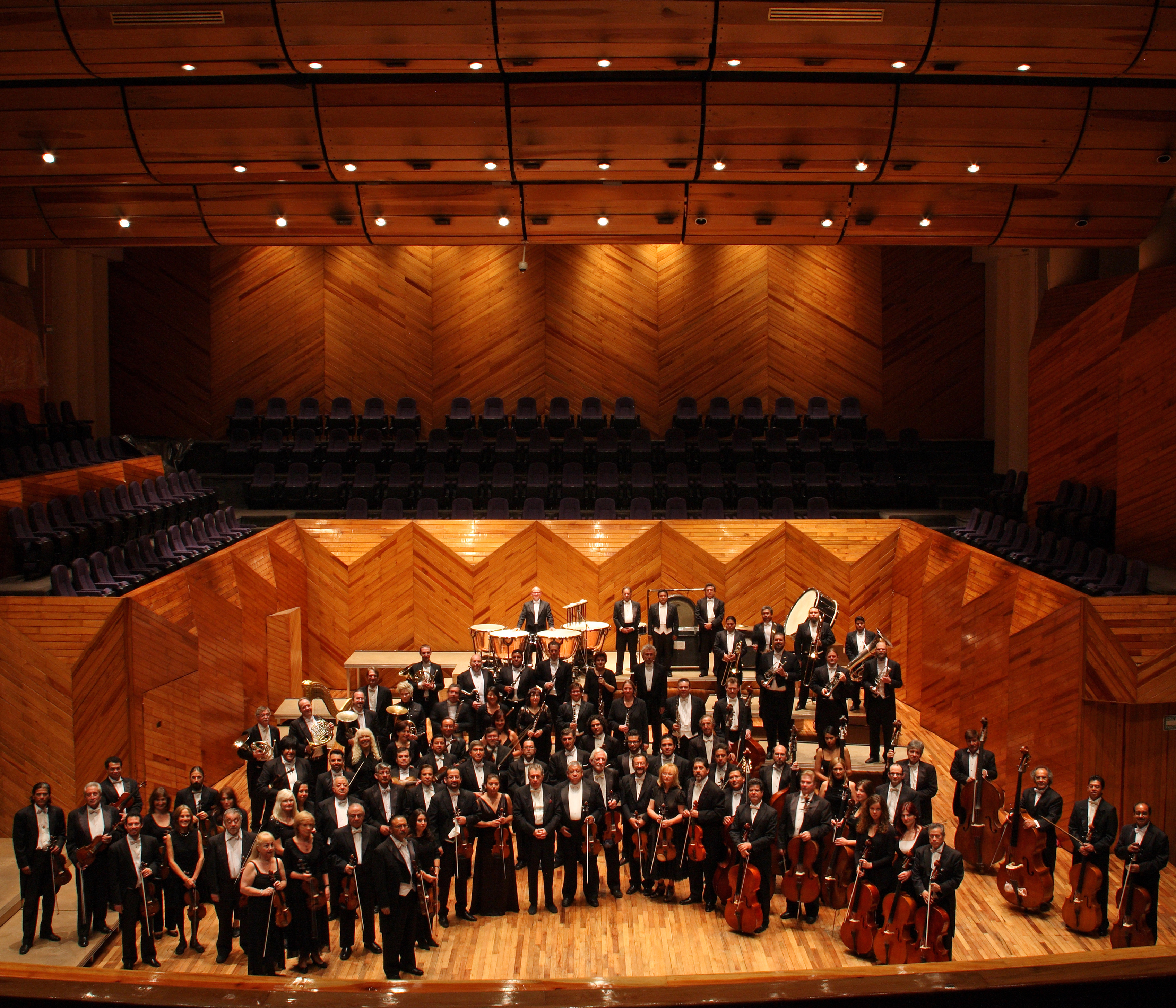 Mexican Symphony Orchestra