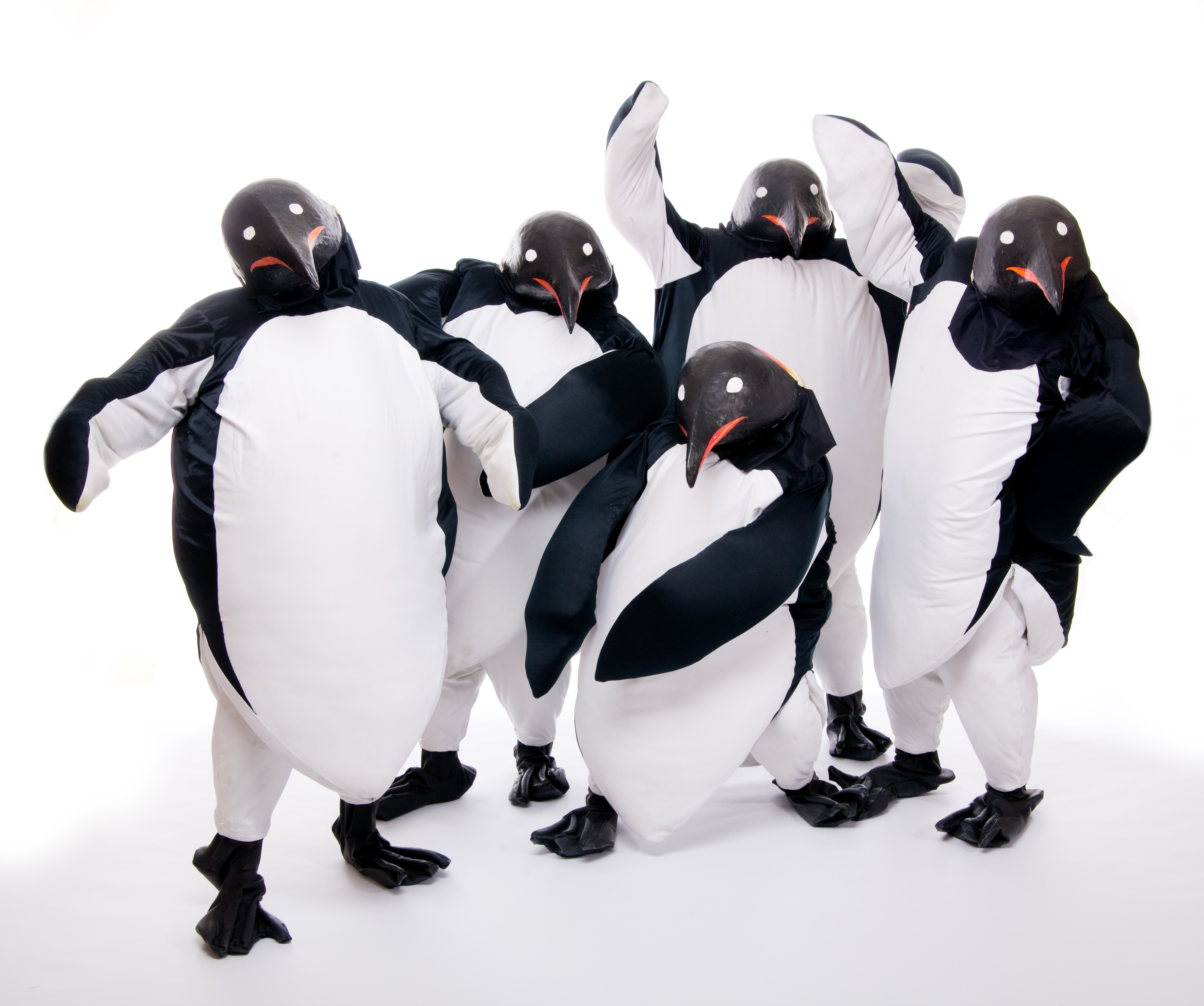 Imago Theatre penguins