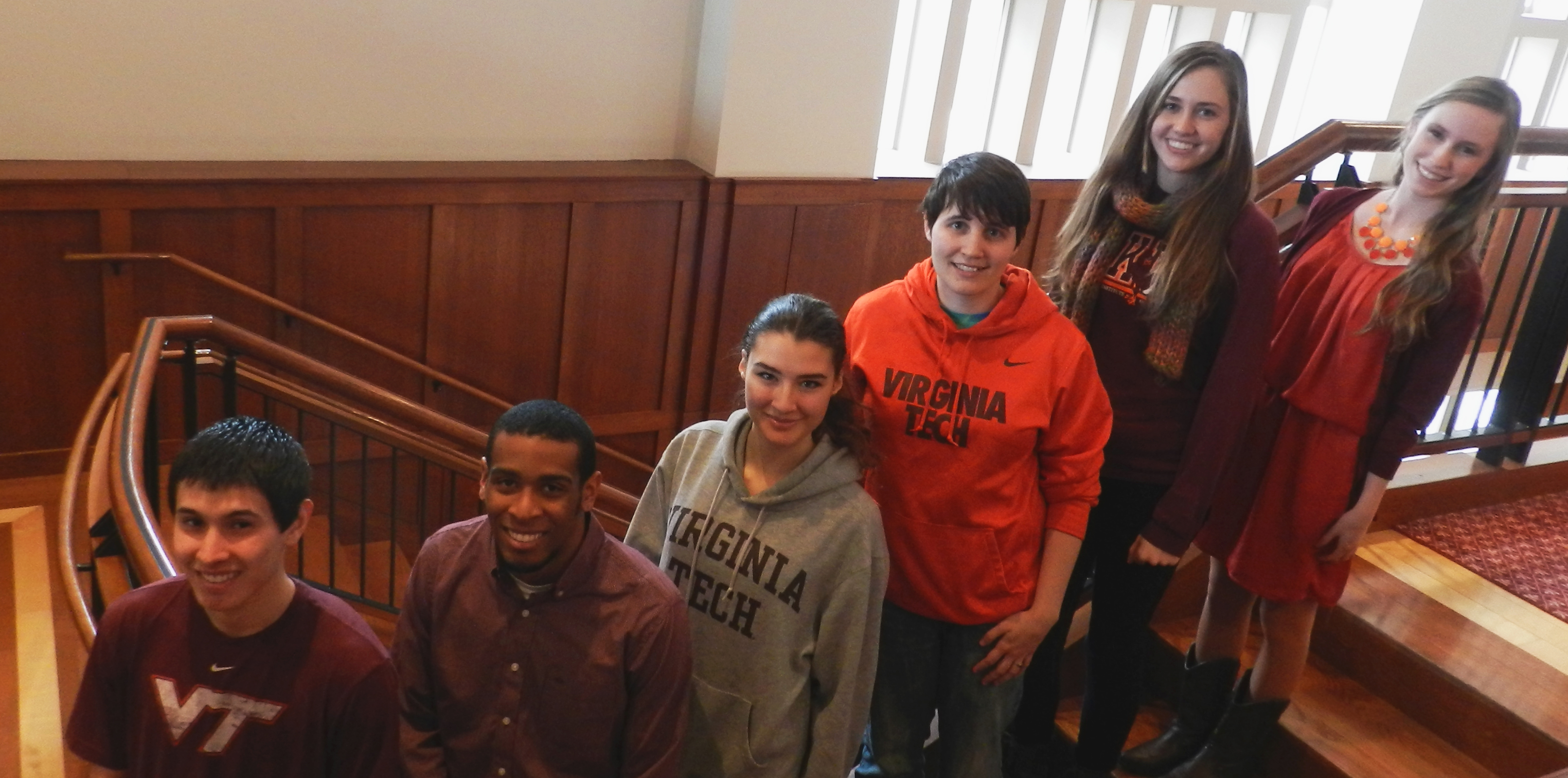 students who will attend the 2015 acc meeting of the minds conference