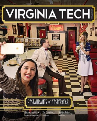 Virginia Tech Magazine spring 2015