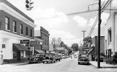 Blacksburg's Main Street