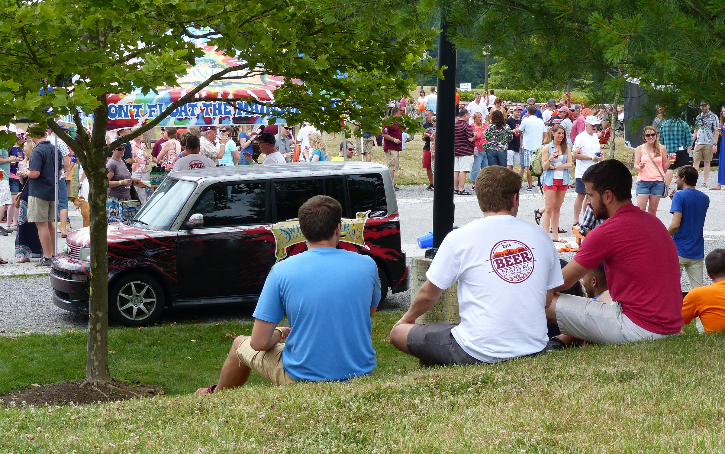 The Virginia Tech Alumni Association's summer beer festival is scheduled for June 27.