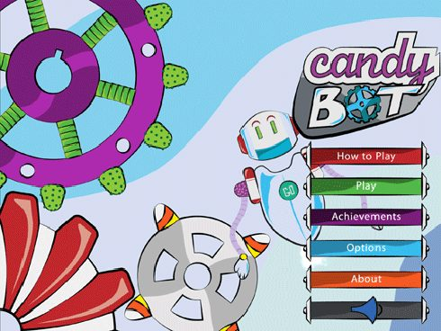 CandyBot, the latest math iPad app created by a research group from Virginia Tech, is designed to teach fractions and functions, among other concepts.