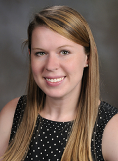 Kacy Lawrence is the new Graduate School data reporting administrator