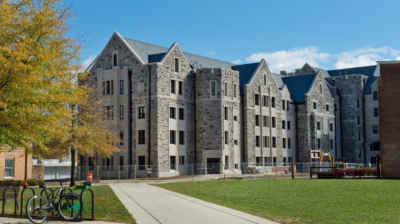 Virginia Tech's Pearson Hall