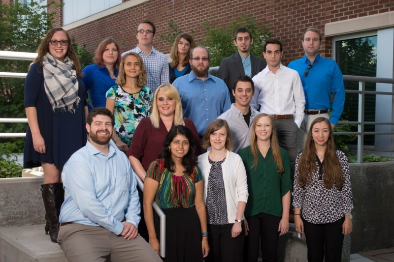 Third class of Virginia Tech's Translational Biology, Medicine, and Health doctoral program
